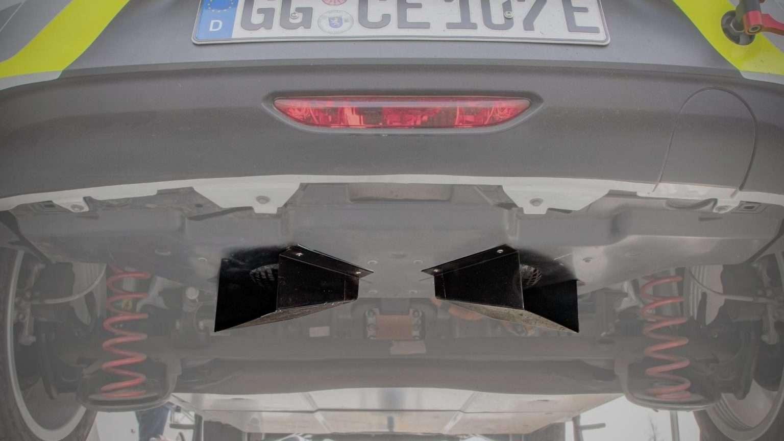 Sound System Corsa-e Rally