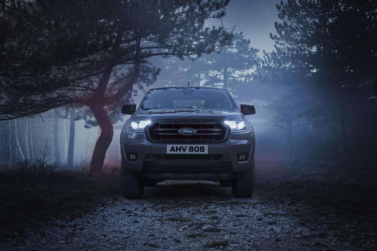 Ford Range Wolftrak