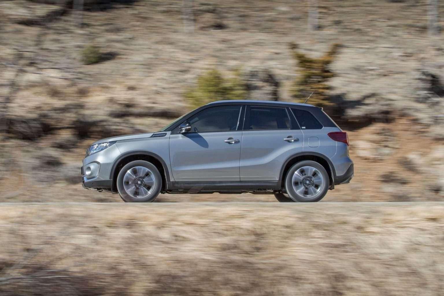 Suzuki Vitara Hybrid AT
