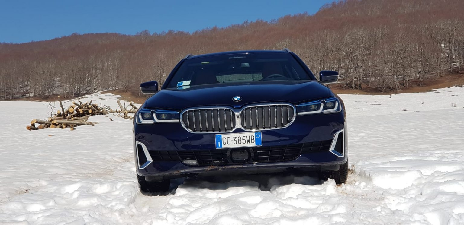 BMW Serie 530d Touring