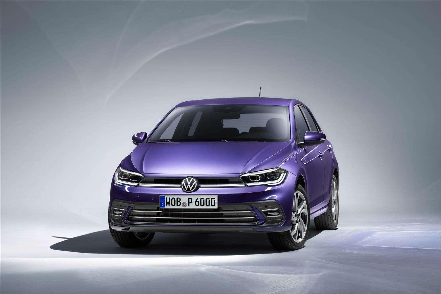 Volkswagen Polo R-Line e Style