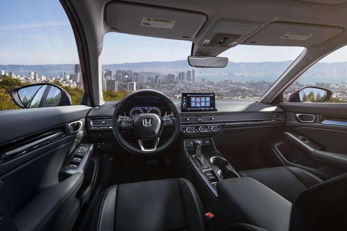 Honda Civic Sedan interni
