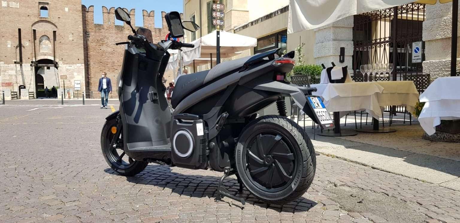 Seat Mó eScooter
