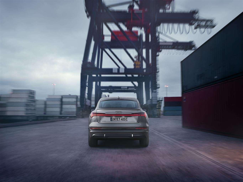 Audi e-tron 2022