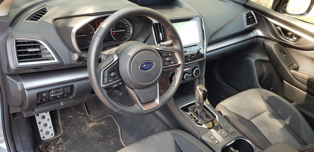 Subaru XV 1.6i Symmetrical AWD