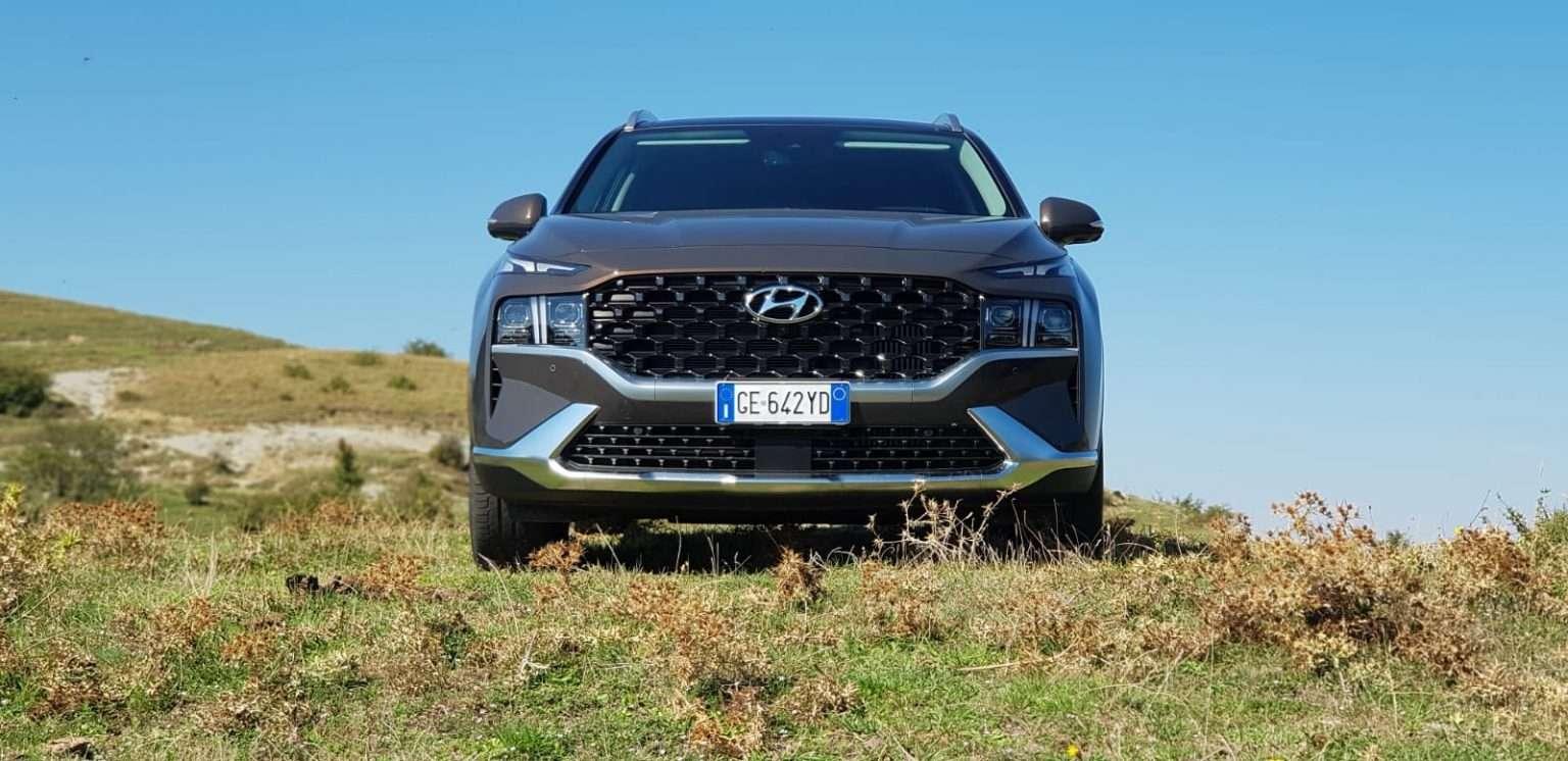 Hyundai Santa Fe Plug-In